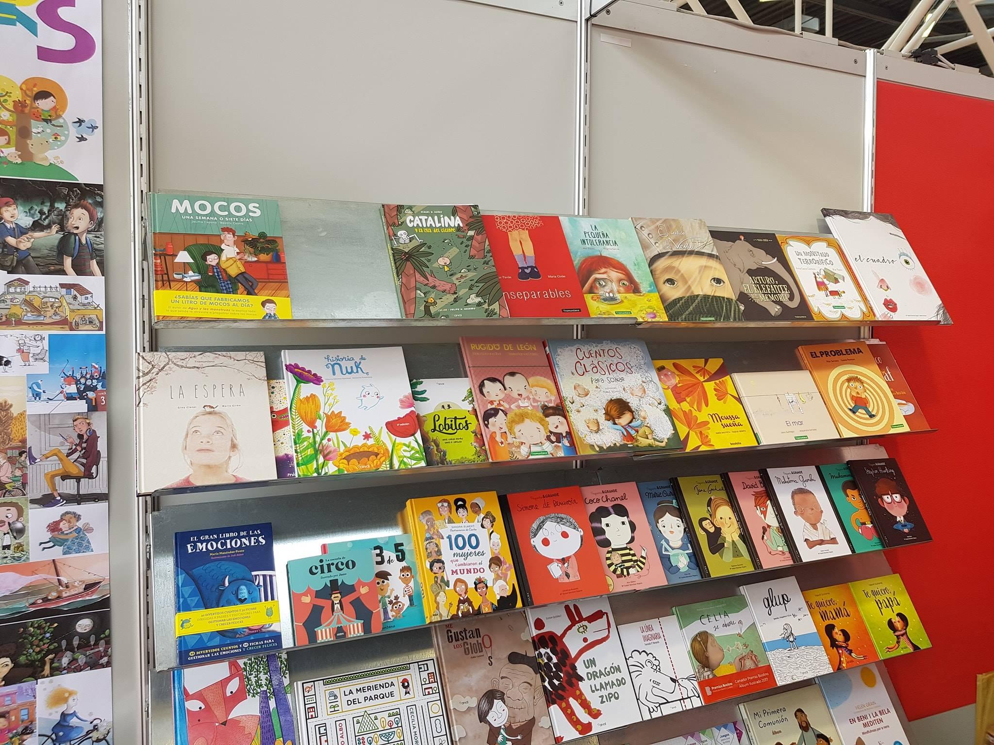 Bologna Children's Book Fair. Del 1 al 4 de abril de 2019