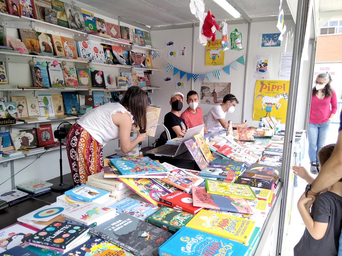 51ª Edición Feria del Libro Alicante 2021