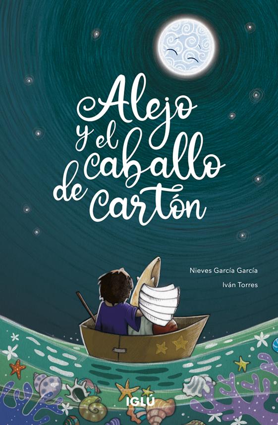 «Alejo y el caballo de cartón» llega a las librerías